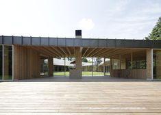 Villa at Sengokubara by Shigeru Ban « Inhabitat – Green Design, Innovation, Architecture, Green Building #greenarquitecture #greenbuilding