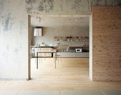 naruse inokuma architects + hiroko karibe architects: setagaya flat