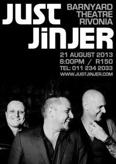 Just Jinjer - Iconic South African Rock Band Rock Bands, South Africa, Musicals, Hip Hop, African, Memories, Game, Hiphop, Gaming