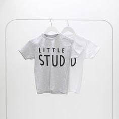Little stud children's t-shirt...