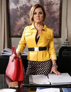 Look sexy e moderno → #redeglobo #gshow #moda #fashionrio #novelas