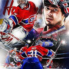 X Montreal Canadiens, Mtl Canadiens, Hockey Goalie, Hockey Teams, Ice Hockey, Hockey Stuff, Goalie Gear, Hockey Rules, Goalie Mask