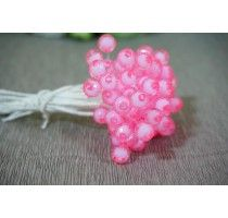 "Ягодки ""Pink bead"""