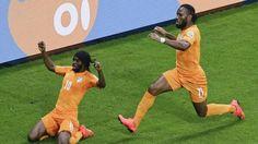 BRASIL 2014. MIRA como Costa de Marfil remontó y venció 2-1 a Japón por el Mundial Brasil 2014 http://hbanoticias.com/9347