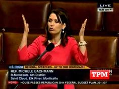 Michelle Bachmann: Repeal Obamacare Before It 'Literally Kills' People!