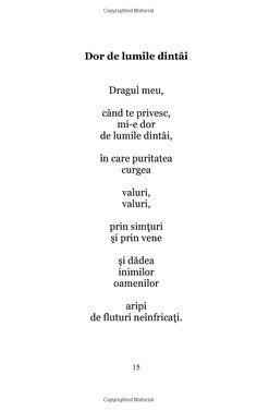 Cartea dorului: Poezii (Iubirea, un alt univers) (Volume (Romanian Edition) Poems, Math Equations, Poetry, A Poem, Verses