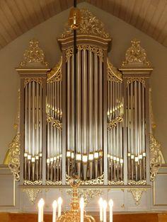 Škrablorgel Gereformeerde Gemeente in Nederland #Arnemuiden #kerk #church #orgel #organ
