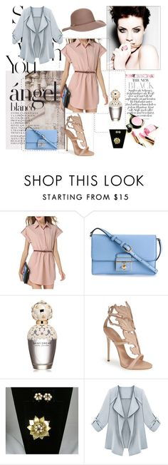 """""""KatsCache Sponsored Contest"""" by autumn-soul ❤ liked on Polyvore featuring Dolce&Gabbana, Marc Jacobs, Giuseppe Zanotti and Accessorize"""