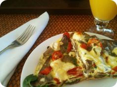 Blue Chip Frittata. #healthyrecipes #eggs #fritatta #breakfastrecipes ...