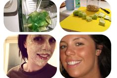 DIY beauty: Cucumber and aloe vera face mask for annoying skin breakouts - dropdeadgorgeousdaily.com