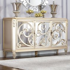 How to add silver leaf to guild furniture How to Silver Leaf Furniture with Simple and Easy Steps