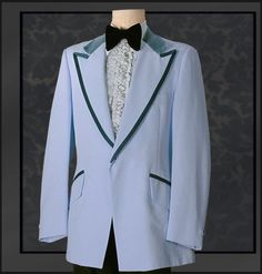 1000 images about his tux on pinterest blue tuxedos for Powder blue tuxedo shirt