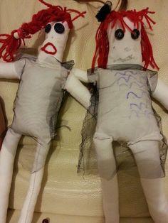 Dolls in venice