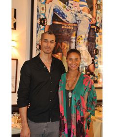 Actress Joy Bryant and her husband David Pope launch their clothing line, Basic Terrain at Cipriani Downtown. Joy Bryant, Party Pictures, Carrie Fisher, Star Fashion, New York City, Product Launch, David, Parties, Fiestas