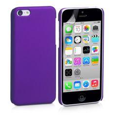 YouSave iPhone 5C Hard Hybrid Case - Purple   Mobile Madhouse