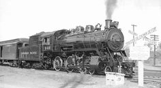 Richard Leonard's Random Steam Photo Collection -- Canadian Pacific 4-6-0 946