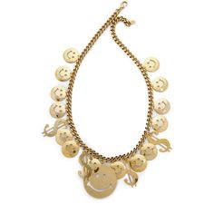 Erickson Beamon Have A Nice Day Necklace ($570) ❤ liked on Polyvore