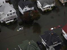Hurricane Sandy: New JerseyHurricane Sandy damage in Belmar, NJ on October 30, 2012.