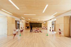 Gallery of OA Kindergarten / HIBINOSEKKEI + Youji no Shiro - 4