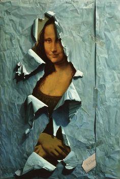Henri Cadiou (1906-1989) -Ladéchirure, 1981