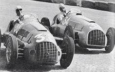 Bonetto & Fangio, Ferrari & Ferrari.