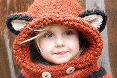 Fox Cowl Pattern Free - Rengeteg gyönyörű ötletek