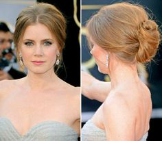 BIRCHBOX + @Us Weekly RED CARPET GIVEAWAY: RE-PIN TO WIN! We're loving Amy Adam's romantic chignon updo from the 2013 Academy Awards! Re-pin this image for a chance to win a subscription to Us Weekly, PLUS collection of Us Weekly editors' picks from the Birchbox Shop (worth $1600)! Then visit our 'On the Red Carpet' board every day through 3/2 to see our favorite Oscars looks of all time and gain more chances to win!