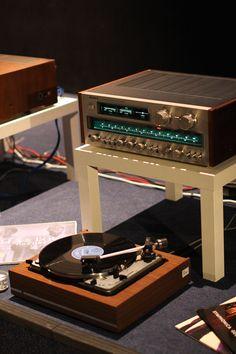 Sony tuner vintage