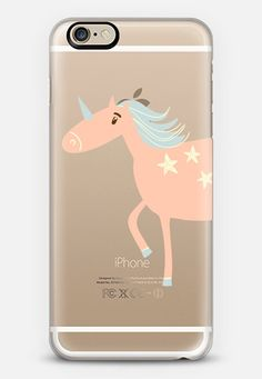 Uniqorn iPhone 6 case by Petit Griffin | Casetify