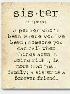 <3 my sister!