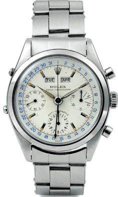 Jean-Claude Killy's Rolex Dato-Compax Chronograph