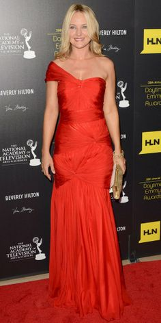 HLN Broadcasts The 39th Annual Daytime Emmy Awards - Arrivals Sharon Case
