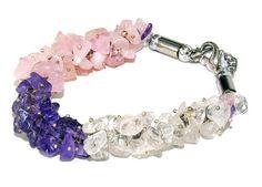Image of Queen Of Crystals Bracelet