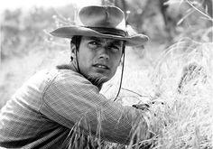 Clint Eastwood in rawhide this was one of my favorite shows too!