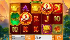 Eastern Emeralds is created by Quickspin Gaming , it offers free spins with RTP of which is good enough. Doubledown Casino, Casino Bonus, Casino Games, Chinese Design, Chinese Style, Point Hacks, Dragon Boat, Free Slots, Game Ui