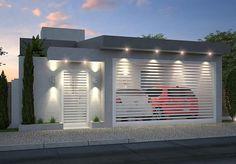 34 Trendy Ideas For House Entrance Exterior Modern Simple