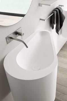 BOMA Freestanding washbasin by Rexa Design design Imago Design