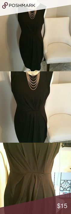NWT Kardashian Kollection black dress NWT Kardashian Kollection dress Kardashian Kollection Dresses Midi