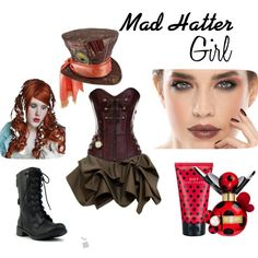 A fashion look from October 2012 featuring army combat boots, oversized hat and perfume fragrances. Browse and shop related looks.