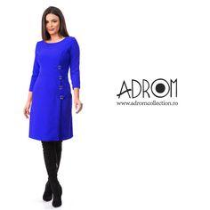 Mai, High Neck Dress, Dresses For Work, Model, Fashion, Turtleneck Dress, Moda, Fashion Styles
