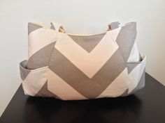 Side Pocket Medium Size Purse Reserved by MattieSews on Etsy