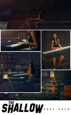 Include: 6 Poses It's Part of my Dream Set - MAIN post about this pose pack My Sims, Sims Cc, Sims Stories, The Sims 4 Packs, Sims 4 Cc Furniture, Sims Games, Sims 4 Cc Finds, Sims 4 Clothing, Sims Mods