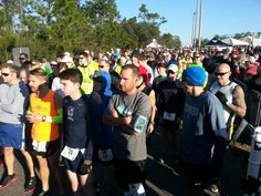 Shed your turkey with us at the beach on the Saturday after Thanksgiving. Bring the whole family to enjoy the weekend on Alabama's beautiful Gulf Coast. From a 1 mile fun run to a 5k run to a half-marathon run- There is a  distance for everyone. Enjoy running on the peaceful, scenic paved trails through Gulf State Park, Gulf Shores and Orange Beach, then join us for the post-race party at the Orange Beach Sportsplex.