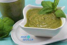 Salsa Pesto, Guacamole, Recipies, Pudding, Ethnic Recipes, Desserts, Food, Gastronomia, Appetizers