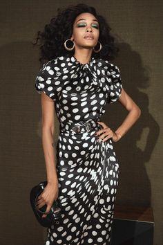 Brandon Maxwell Resort 2022 Collection - Vogue Fashion Mode, Runway Fashion, Fashion News, Fashion Beauty, Fashion Trends, High Fashion, Winter Typ, Brandon Maxwell, Models