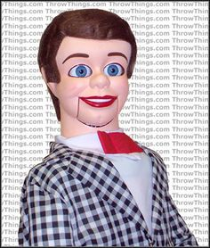 Danny O Day Deluxe Upgrade Ventriloquist Dummy Doll