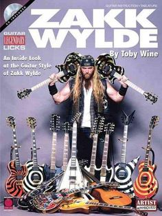 (Guitar Educational). This comprehensive play-along pack gives you an inside look at Wilde's guitar style. Includes note-for-note transcriptions and performance notes on how to play licks, fills, riff