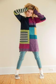 Tweed dress Color Geometry/ Colorblock dress 2019 The post Tweed dress Color Geometry/ Colorblock dress 2019 appeared first on Sweaters ideas. Tweed Dress, Knit Dress, Sweater Dresses, Tunic Designs, Knitting For Kids, Colorblock Dress, Long Sweaters, Pulls