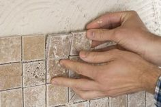 How to Tile Preformed Niches