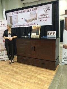 come visit cabinet bed booth 2114 at this years gta home show http